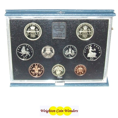 Royal Mint Standard Proof Sets
