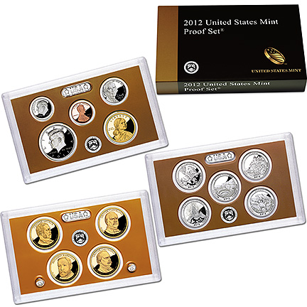 USA Year Proof Sets