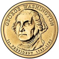 USA $1 Coins - President Series