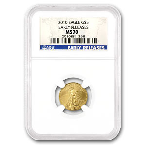 PCGS / NGC Certified GOLD Coins